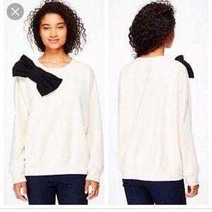Kate Spade Big Bow Sweatshirt size Medium
